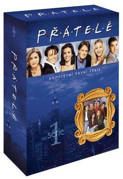 Seriál Přátelé přichází poprvé na DVD
