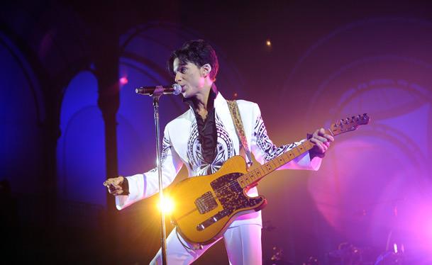 Prince vydává album 20TEN