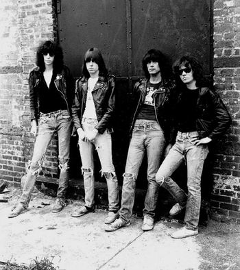 Ramones získají čestnou Grammy