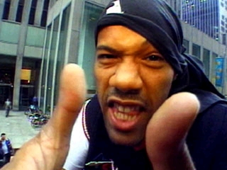 Hvězdný Redman na Hip Hop Kempu