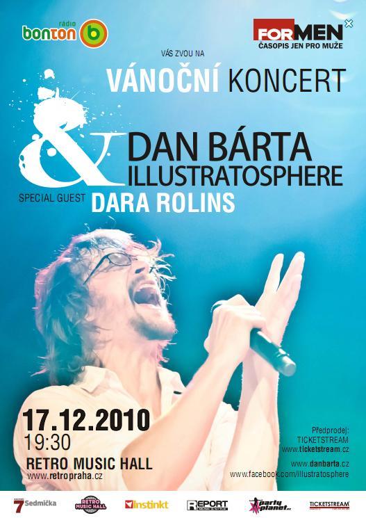 Vánoční koncert Illustratosphere
