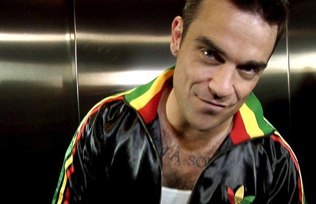 Robbie Williams opět bodoval!