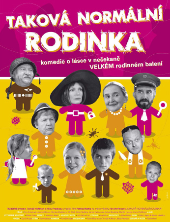 První a legendární český sitcom ve filmu