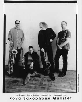 Rova Quartet již zítra v Praze