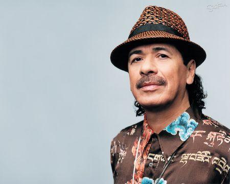 Santana v kytarovém nebi