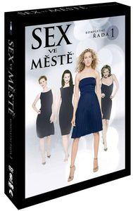 Sex ve městě - Kompletní 1. sezóna - český dabing