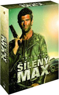 Šílený Max kolekce (3 DVD)