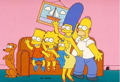 Simpsonovic rodina podruhé