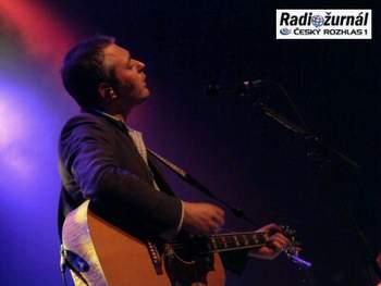 Stuart Staples Live na Radiožurnálu