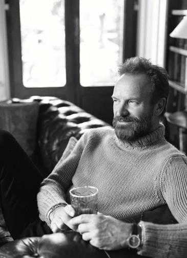 Sting natočil své hity s orchestrem