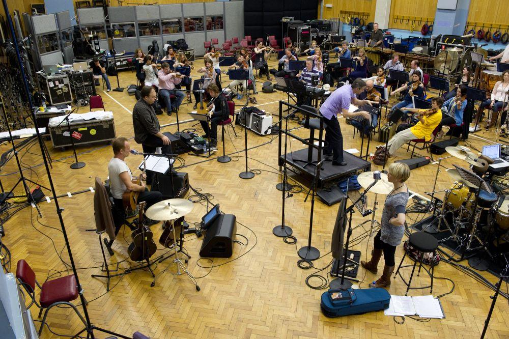 Sting představí nový projekt i Praze