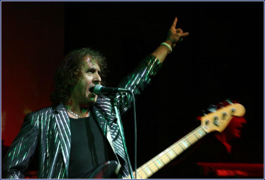 Sweet: Legenda glam rocku v Praze