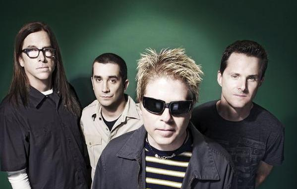 The Offspring na Rock For People!