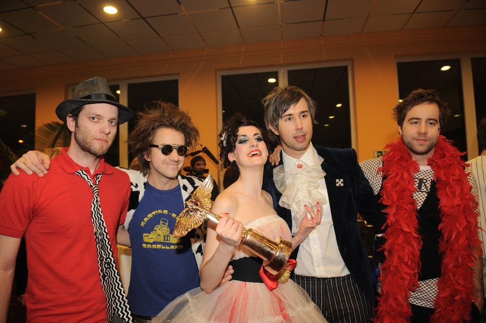 Finální nominace Anděl 2009