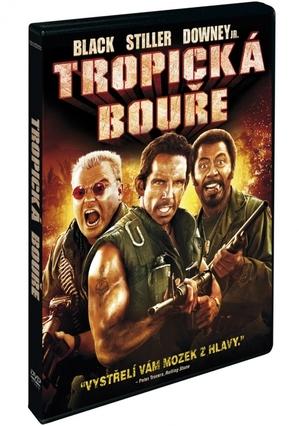 Tropická bouře na DVD