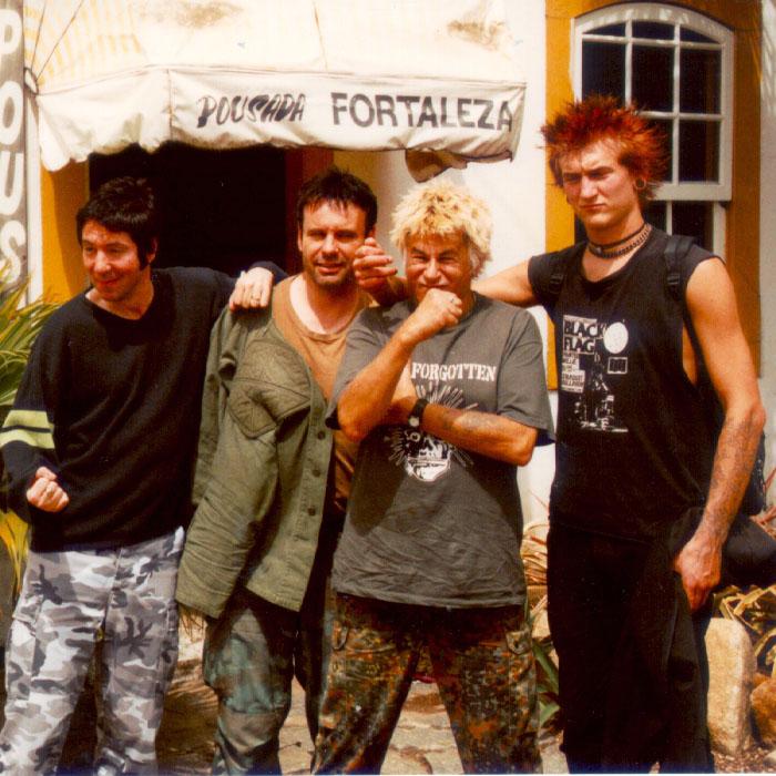 UK Subs: punková legenda v Praze