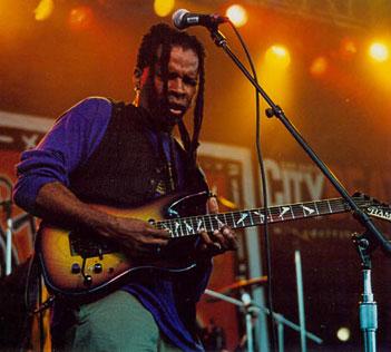 Vernon Reid v Rock Café