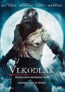 Vlkodlak na DVD