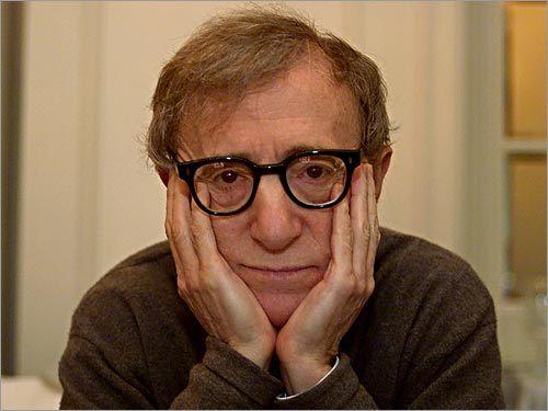 Woody Allen točí s Banderasem