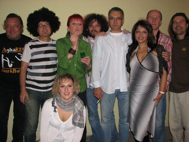 Yandim Band v únoru 2x v Aghartě