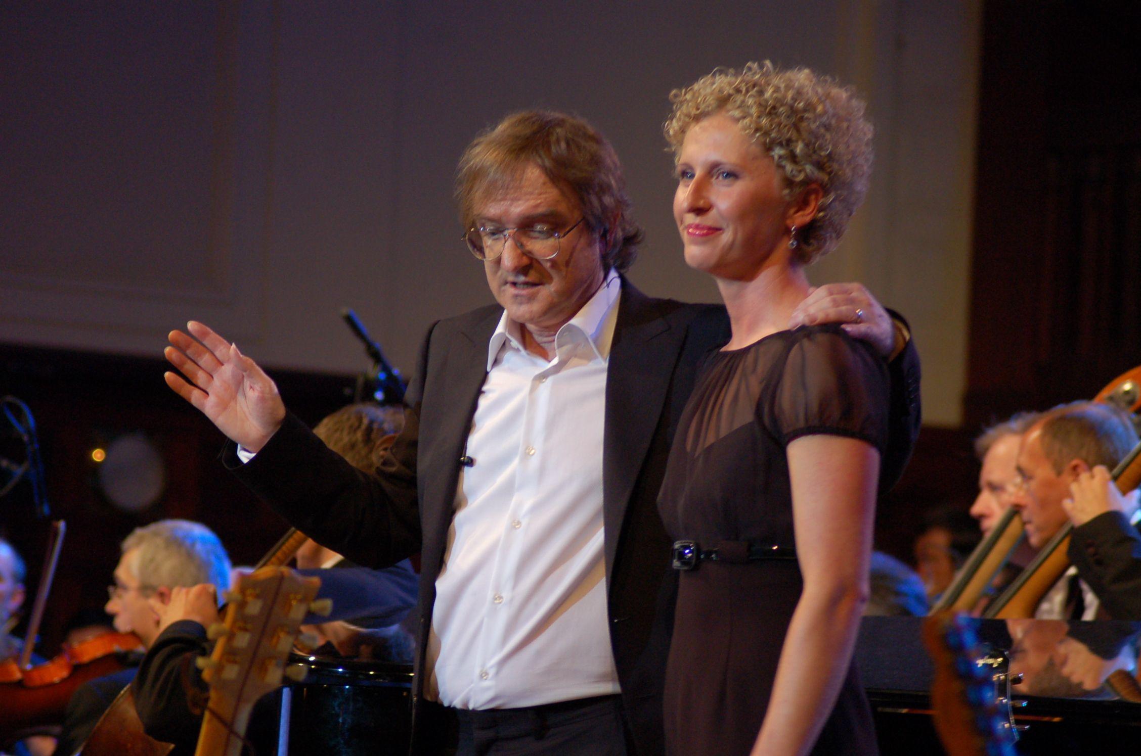 Miro Žbirka vydá symfonické DVD
