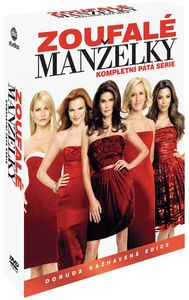 Zoufalé manželky - Kompletní 5. sezóna na DVD
