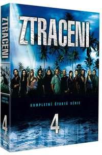 Seriál Ztraceni konečně na DVD