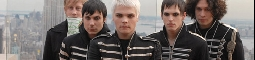 My Chemical Romance přesunuti