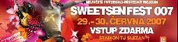 Sweetsen fest láká na volné vstupné