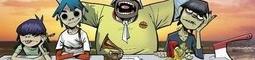 Gorillaz: nejpopulárnější na Myspace