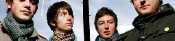 Arctic Monkeys: ztraceni na moři