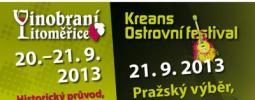 Na Pražský výběr, Wohnout, Xindla X a vinobraní do Litoměřic