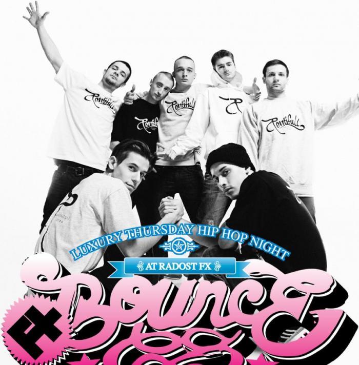 Párty FX Bounce! oslaví ve čtvrtek své osmé narozeniny!