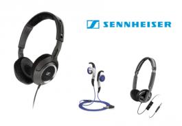Sluchátka Sennheiser HD239, PX100-II,  MX685