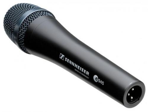 Mikrofonní klasika Sennheiser ew 500-945 G3,  e 845 a ew 135 G3