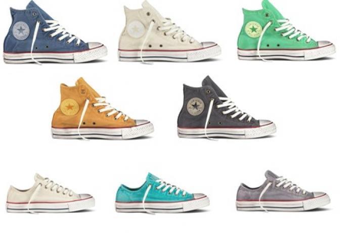 Boty z nové kolekce Converse tě dostanou do varu!