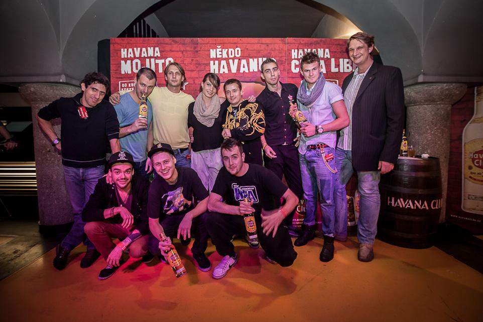 Havana Club Grand Prix 2013 zná své finalisty