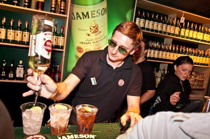 Jameson Festival Lounge v Karlových Varech – 9 dnů skvělé zábavy