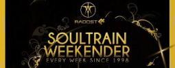 Legendární R'n'B večírek Soultrain weekender slaví 15 let existence již tuto sobotu v Radosti FX