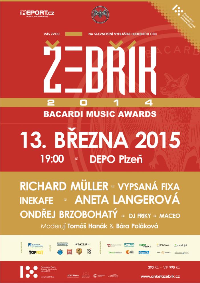 zebrik 2014 plakat