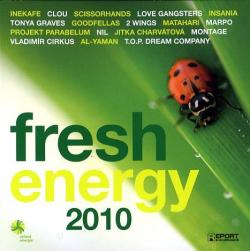 CD Fresh Energy 2010
