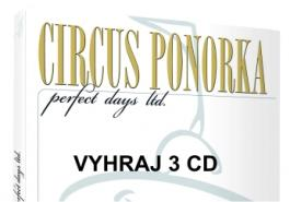 CD Circus Ponorka a soundtrack k filmu Perfect Days