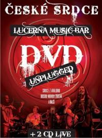 DVD a CD České srdce - Unplugged