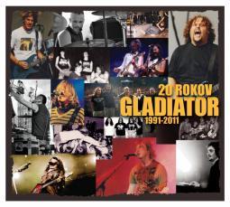 Kniha Gladiator