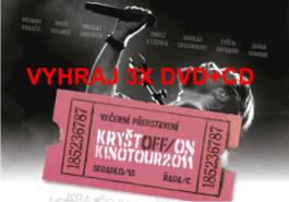 DVD+CD KRYŠTOF