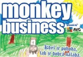 Narozeniny Monkey Business