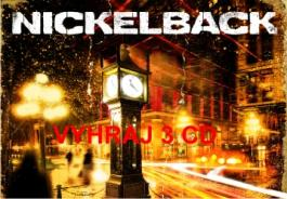 CD Nickelback – Here And Now