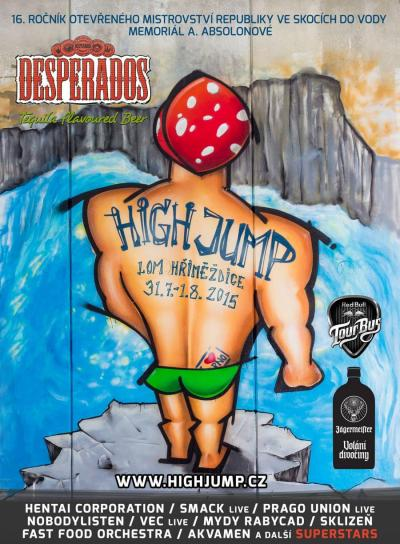 Desperados High Jump