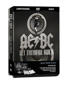 Soutěž o 3 exkluzivní boxy s filmem o AC/DC