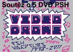 Soutěž o 5 DVD PSH